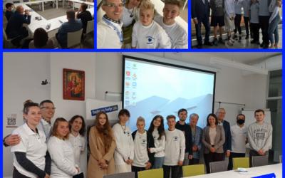 Робоча зустріч працівників офісу Help Us Help UA у Львові